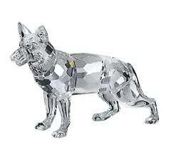 Authentic Swarovski Crystal Figurine GERMAN SHEPARD No.235484 NEW
