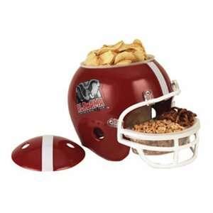 Alabama Crimson Tide NCAA Snack Helmet