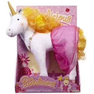 Pinkalicious Goldilicious Unicorn Plush: Explore similar items