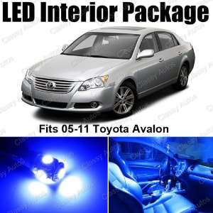 Toyota Avalon BLUE Interior LED Package (10 Pieces)