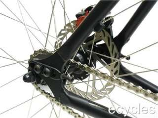 Redline Mono cog Flight 29er 21 Matte Black Mountain Bicycle New