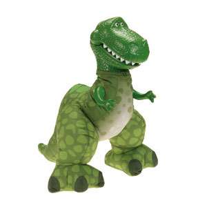 Toy Story Big Roar Rex Dinosaur Stuffed Dino T Rex Pal 027084883299