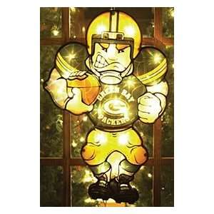 Green Bay Packers NFL 20 Double Sided Window Light Up