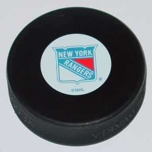 New York Rangers Hockey Puck Sold in a 10 Pack Sports