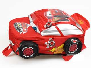 Cars McQueen Kids Boy Girls Backpack School Bag Xmas Gift
