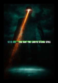 DAY THE EARTH STOOD STILL MOVIE POSTER 2S GORT ADVANCE