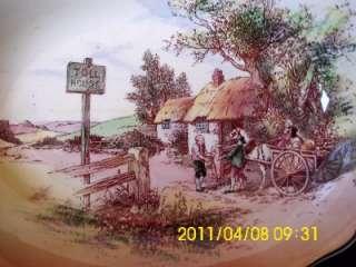 ROYAL DOULTON SERIESWARE BOWL   RUSTIC ENGLAND D6297