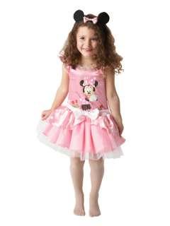 Disney   Minnie Mouse Pink Ballerina Costume  CHILD INFANT