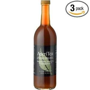 AperiTea Green Tea Tropical, All Natural, No Sugar, Tea Based