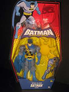 Batman The Brave and The Bold STAR BLADE BATMAN figure New In Package