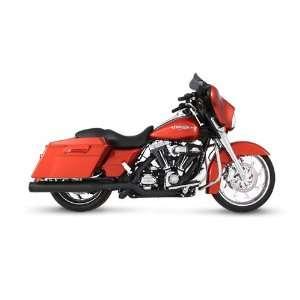 Rinehart 100 0201 Black 4 Xtreme True Dual Exhaust System