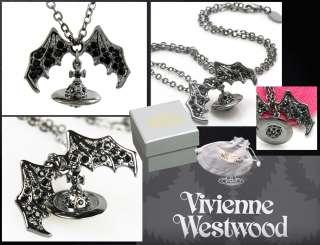 Vivienne Westwood Bat Wing Necklace Earrings Bracelet