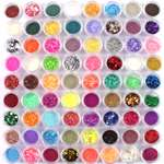 18 Color Pro Carving Powder Nail Art Combination ZM