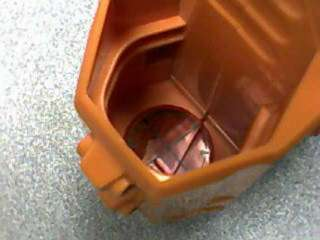 2004 HASBRO, INC. HASBRO TIGER ELECTRONICS LAZER TAG GUN SCOPE SIGHT