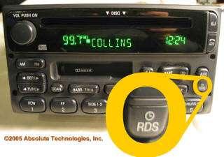 FORD EXPLORER RADIO BLANK DISPLAY REPAIR (or volume)