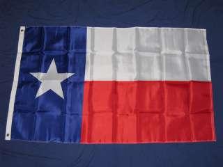 NYLON TEXAS FLAG IT IS 3X5 AND IS A QUALITY NYLON FLAG IT HAS