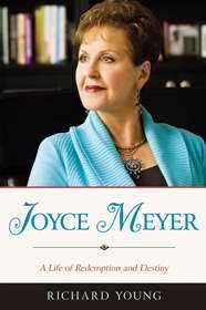 Joyce Meyer Biography ~Life Of Redemption & Destiny NEW 9781603741125