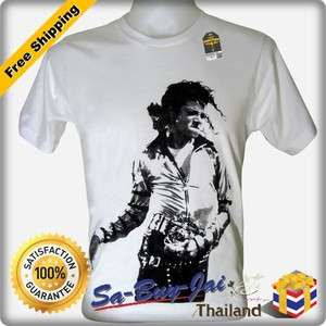 SHIRT MICHAEL JACKSON MJ KING POP LEGEND ROCK RTO VTG