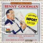 Benny Goodman   Immortal Carnegie Hall Concerts CD NEW
