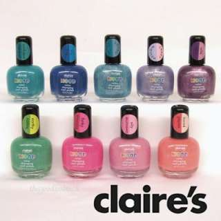 Claires Cosmetics Mood Color Changing Nail Polish NEW