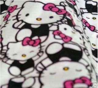DIY Sweet Hello Kitty Leg warmers Kawaii Cutie Japan 17