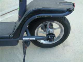 750 Electric Scooter I Zip 24 Volt Bike Bicycle Direct Drive