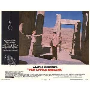 Ten Little Indians   Movie Poster   11 x 17
