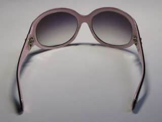 HEARTS ORBI BLACK/PINK FRAME GRAY LENS SUNGLASS WOMENS/LADIES SPECIAL