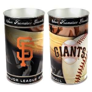 MLB San Francisco Giants Wastebasket