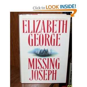 Missing Joseph: Elizabeth George: 9780553092530:  Books