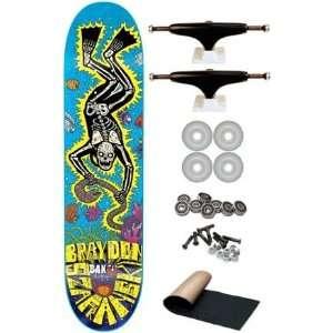Baker Braydon Szafranski Super Jack Complete Skateboard