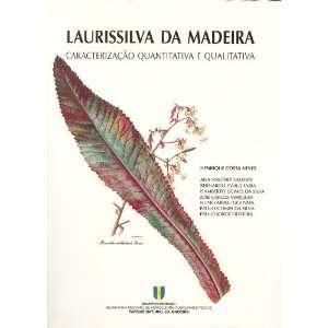 MADEIRA   Caraterizacao Quantitativa E Qualitativa  Books