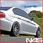20 BMW E39 M5 VERTINI MAGIC CONCAVE STAGGERED WHEELS RIMS