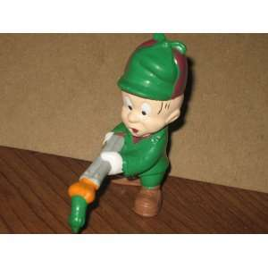Vintage Pvc Mini Figure    Elmer Fudd Everything Else
