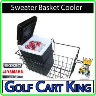 Golf Cart Drink Beverage Cooler EZGO,Yamaha, Club Car