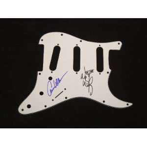 Heart Dog & Butterfly   Signed Autographed Fender Stratocaster Guitar