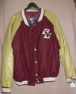 Boston College Eagles Jacket New Womens Size Large