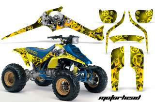 AMR GRAPHICS DECAL KIT SUZUKI LT250R LT250 85 92 PARTS