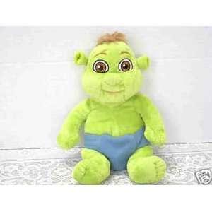 Build A Bear Workshop   Shrek the Third Triplet Plush   Baby Boy Plush