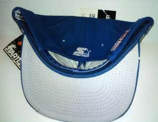 Vintage Starter Dallas Cowboys Snapback Cap E. Smith