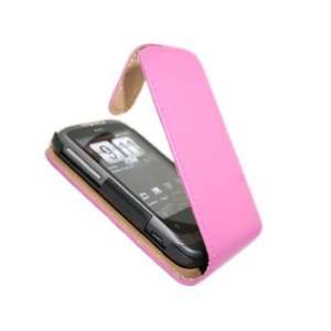 On Flip Case/Cover/Pouch For HTC WildFire Wild Fire G8 Electronics