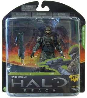 Halo Reach Series 4 Figure UNSC Marine *New*