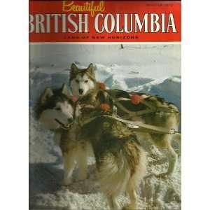 Beautiful British Columbia, Land of New Horizons Magazine