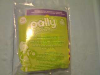 BURGER KING POLLY POCKET 2009 MATTEL DOLL NRFB