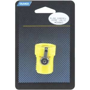 Plastic RV Garden Hose Shut Off Valve: Sports & Outdoors
