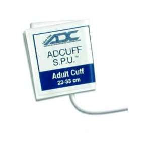 ADC SPU CUFF, 1 Tube, No Con., Adult, 10/Pkg. Health