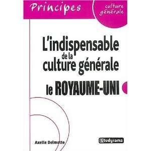 culture generale sur le royaume uni (9782844723147) Collectif Books