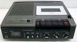 Vintage Sony TC 520CS Portable Stereo Cassette Corder