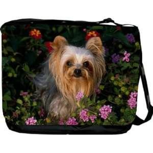Rikki KnightTM Dog Design Messenger Bag   Book Bag   Unisex   Ideal