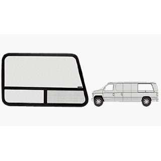 Driver Side Rear 1971 thru 1996 Chevy/GMC Vans 41 5/16 x 29 3/8